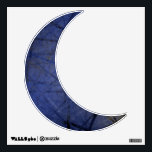 """Blue Moon Decal-001 Wall Sticker<br><div class=""""desc"""">Great moon decal ready for anyone to customize.</div>"""