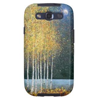 Blue Moon Golden Grove Samsung Galaxy S3 Case