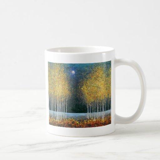 Blue Moon Golden Grove Coffee Mug
