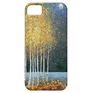 Blue Moon Golden Grove iPhone SE/5/5s Case