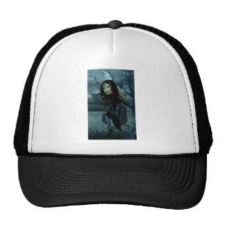 BLUE MOON MESH HATS