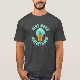 Blue Moon Ice Cream T-Shirt