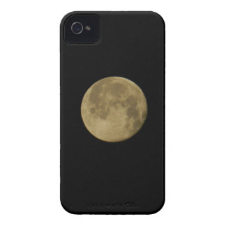 Blue Moon iPhone 4 Cover
