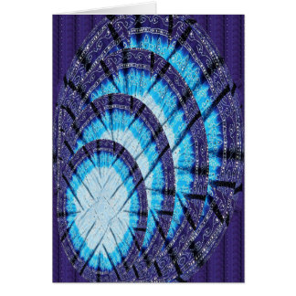 Blue Moon Light DOME for energy conservation Card