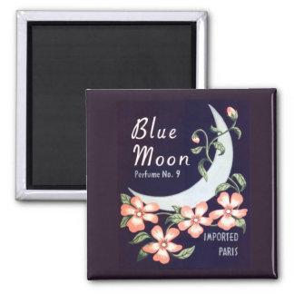 Blue Moon No. 9 Parisian Parfum Vintage Magnet