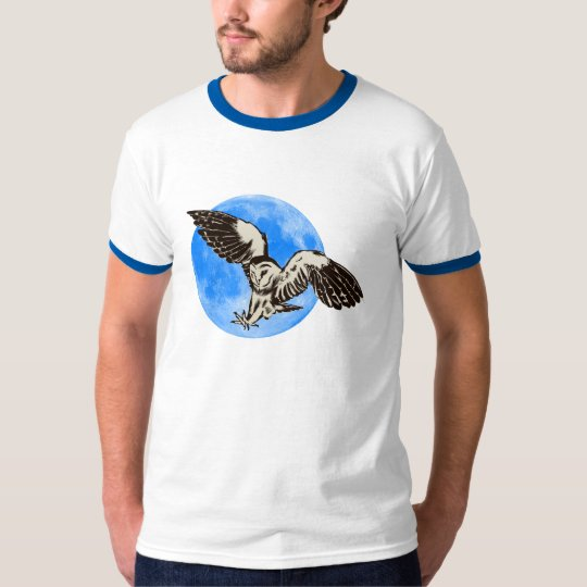 Blue Moon Owl Shirt
