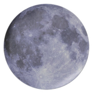 Blue Moon Plate