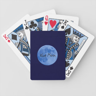 Blue Moon, Playing Card