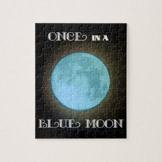 """""""Blue Moon"""" Puzzle"""