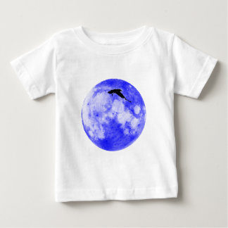 Blue moon Raben Blue Moon Raven Baby T-Shirt