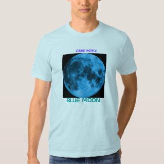 BLUE MOON TEE SHIRT