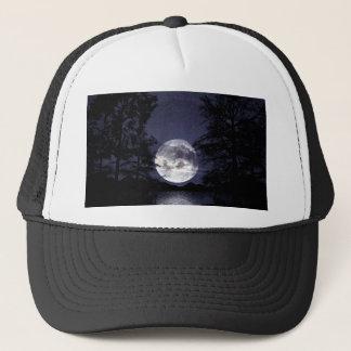 Blue Moon Trucker Hat