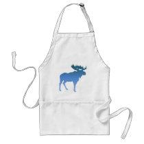 Blue Moose Adult Apron