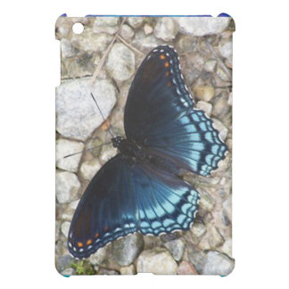 Blue Morphing Butterfly Case For The iPad Mini