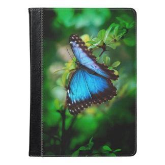 Blue Morpho Butterfly iPad Air Case