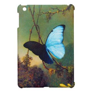 Blue Morpho Butterfly iPad Mini Case
