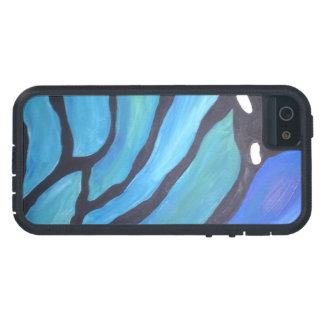 Blue Morpho Butterfly iphone case Cover For iPhone 5/5S