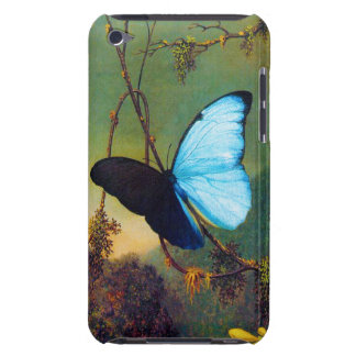 Blue Morpho Butterfly iPod Touch Case