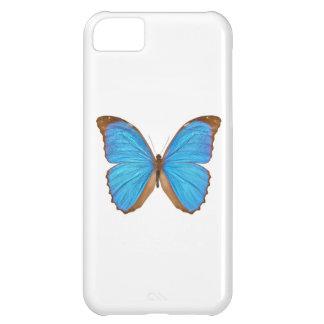 Blue Morpho Butterfly (Menelaus Blue Morpho, Morph iPhone 5C Cases