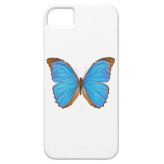 Blue Morpho Butterfly (Menelaus Blue Morpho, Morph iPhone SE/5/5s Case