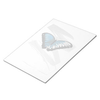 Blue Morpho Butterfly Note Pads