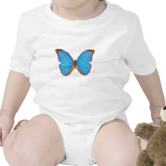 Blue Morpho Butterfly Tshirts