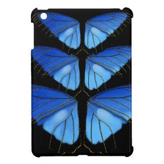 Blue Morpho Butterfly Wings iPad Mini Case