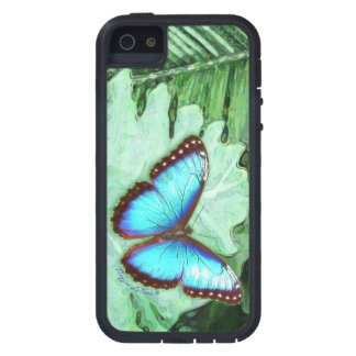 Blue Morpho iPhone Case iPhone 5 Cases
