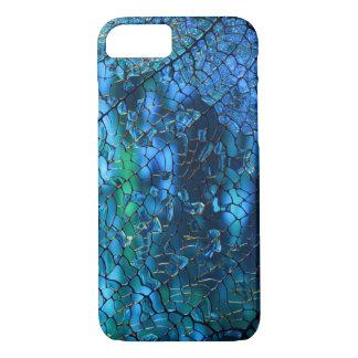 Blue Mosaic iPhone 8/7 Case