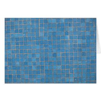 Blue Mosaic - Istanbul Card