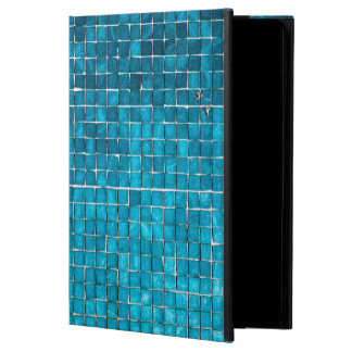 Blue mosaic pattern powis iPad air 2 case