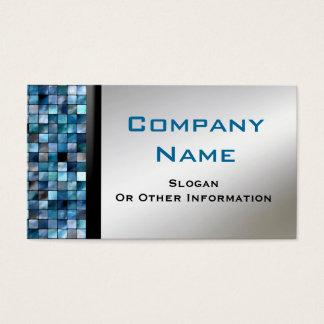Tile Business Cards Templates Zazzle