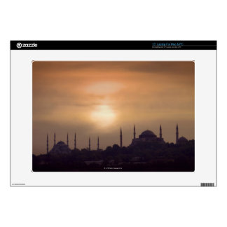 "Blue Mosque and Hagia Sophia Turkey, Istanbul 15"" Laptop Skins"