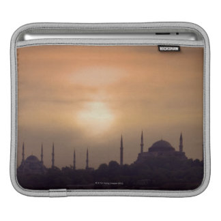 Blue Mosque and Hagia Sophia Turkey, Istanbul Sleeve For iPads