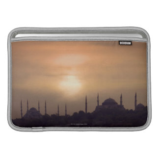 Blue Mosque and Hagia Sophia Turkey, Istanbul Sleeve For MacBook Air