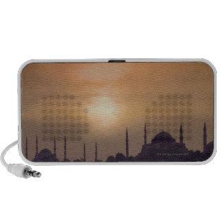 Blue Mosque and Hagia Sophia Turkey, Istanbul iPod Speakers