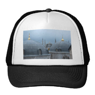 Blue Mosque in Istanbul Mesh Hats