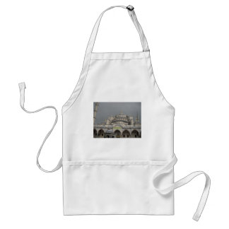 Blue Mosque in Istanbul, Turkey Adult Apron