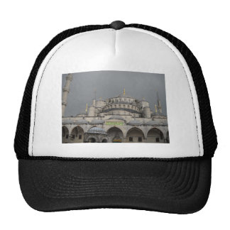 Blue Mosque in Istanbul, Turkey Mesh Hat