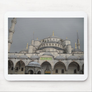 Blue Mosque in Istanbul, Turkey Mouse Pad