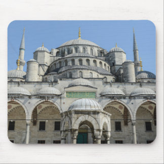 Blue Mosque in Istanbul Turkey Mouse Pad