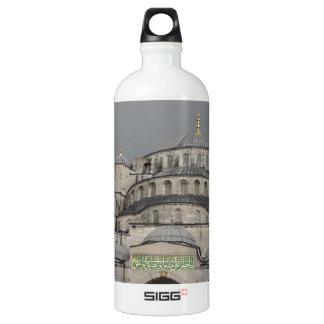 Blue Mosque in Istanbul, Turkey Water Bottle
