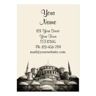 Blue Mosque, Istanbul Chubby Card