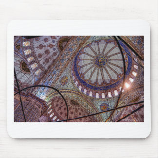 Blue Mosque Istanbul Mouse Pad