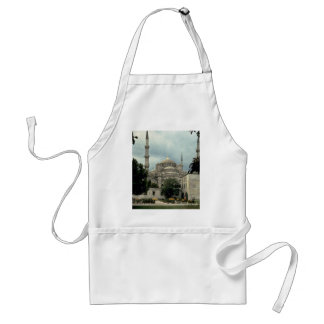 Blue Mosque, Istanbul, Turkey Adult Apron