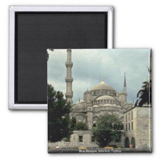 Blue Mosque, Istanbul, Turkey Fridge Magnet