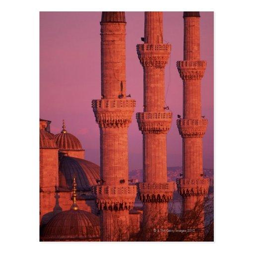 Blue Mosque Postcards