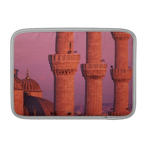 Blue Mosque Sleeve For MacBook Air