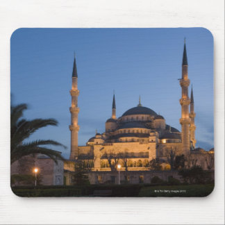Blue Mosque, Sultanhamet Area, Istanbul, Turkey Mouse Pad