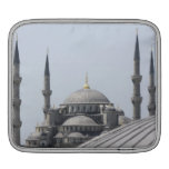 Blue Mosque with the curve of the main dome Sleeve For iPads